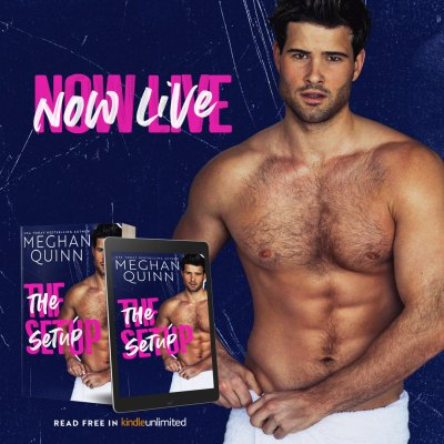 #NewRelease The Setup by Meghan Quinn