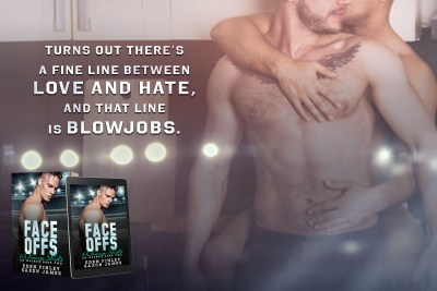 #BlogTour FACE OFFS & CHEAP SHOTS by Eden Finley & Saxon James