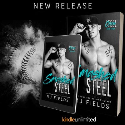 #NewRelease Smashed Steel by MJ Fields