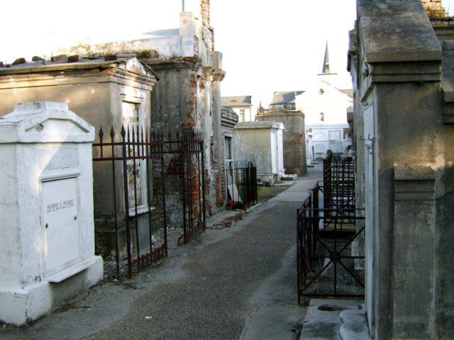 St. Louis Cemetery No. 1