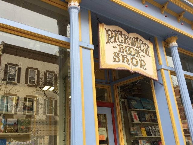 Book Store @The Open Suitcase LLC
