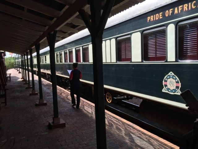 pride of africa car part of luxury train travel and described in rovos rail review