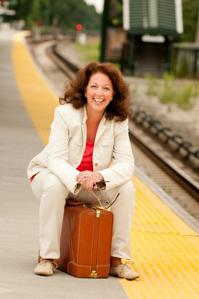 Cathy Bennett Kopf, Hudson Valley Travel Writer and Owner/Editor of The Open Suitcase, travel and lifestyle blog