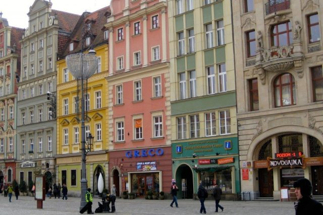Wroclaw-city-square