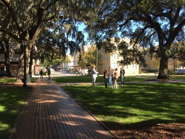 Savannah-city-square