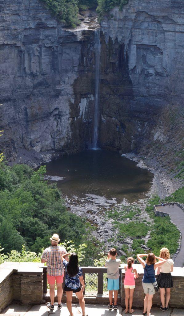 Taughannock-falls-cayuga