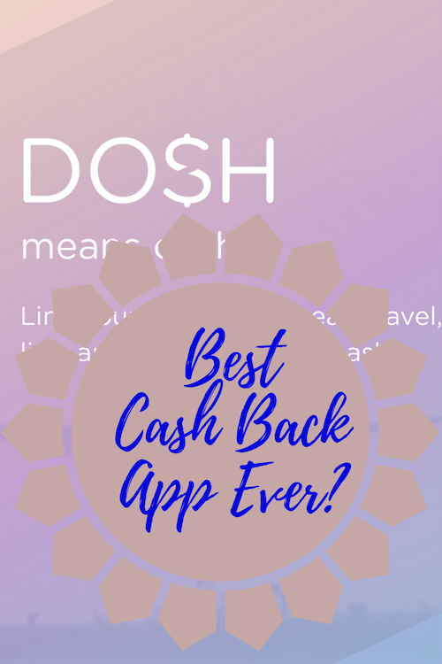 Looking for a way to save when shopping without coupons and loyalty cards. Try DOSH, billed as the cash back app without the hassle.