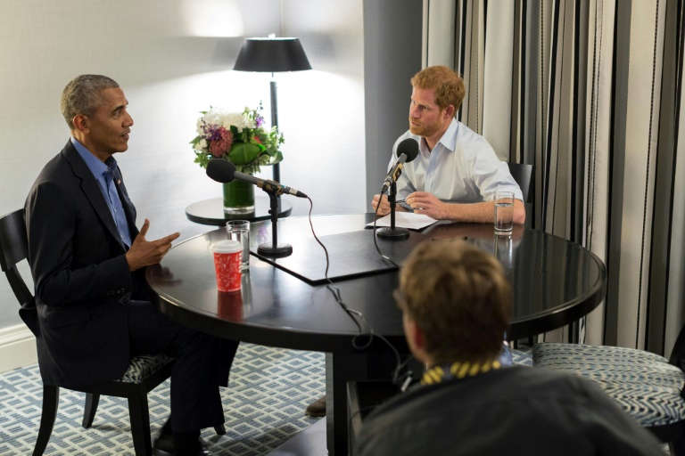 obama interview-afp