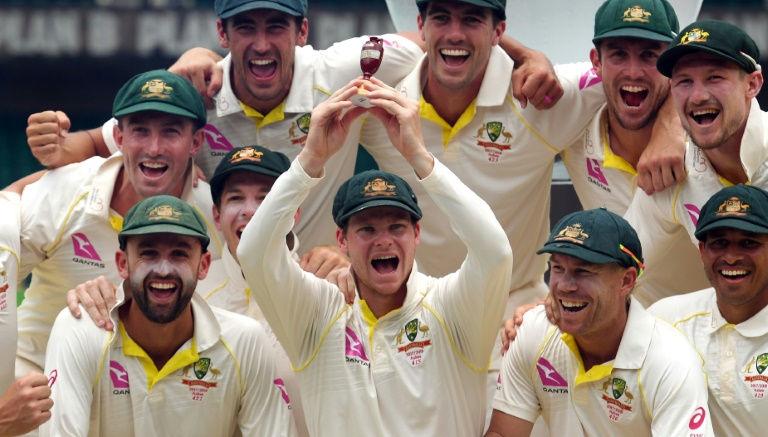 Australian cricket team-afp