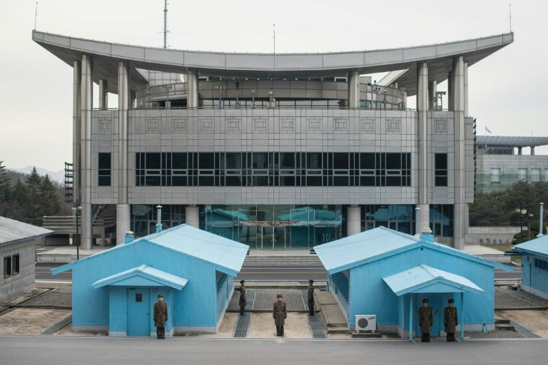 Two koreas-afp