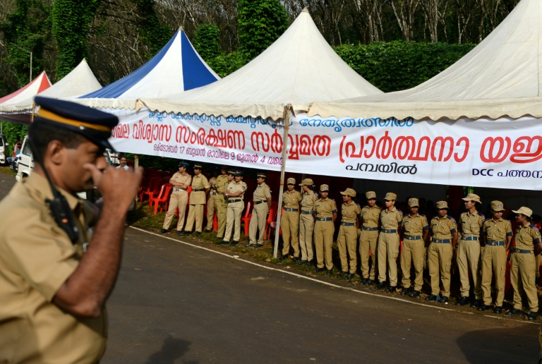 Kerala has drafted in police to ensure the court ruling is respected