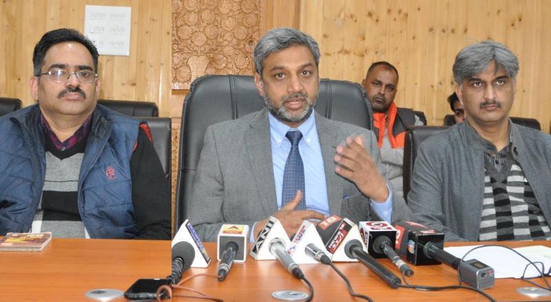 Chief Electoral Officer (CEO), Jammu and Kashmir, Shaleen Kabra-jkinf