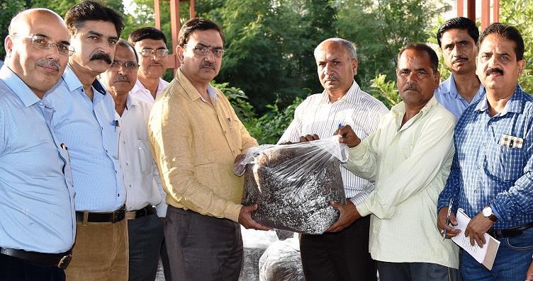 Director Agriculture Hari Krishan Razdan-jkinf