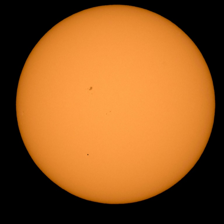Mercury has barely been explored-afp