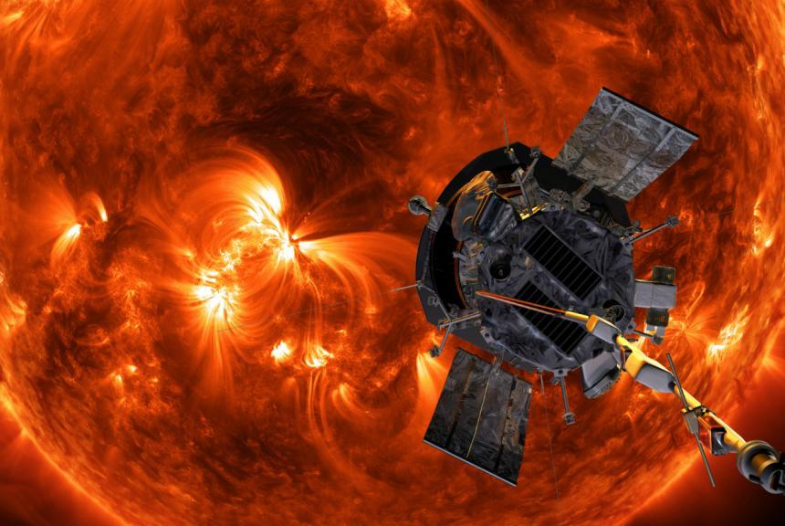 parker-solar-probe-breaks-speed-record-becomes-closest-spacecraft-to-sun