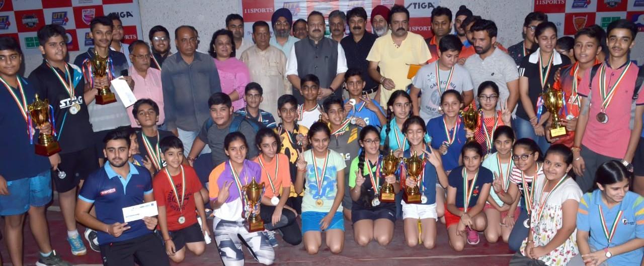 sports championship -open veiw