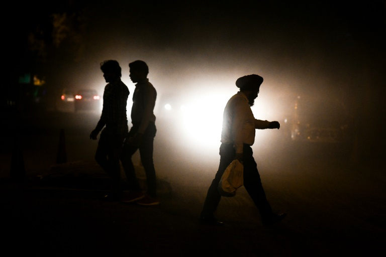The WHO in May listed 14 Indian cities, including Delhi, in the world's top 15 with the dirtiest air-afp