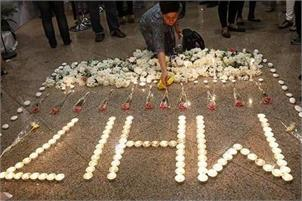 MH17- FAMILIES- PTI