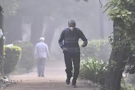 DELHI POLLUTION - PTI