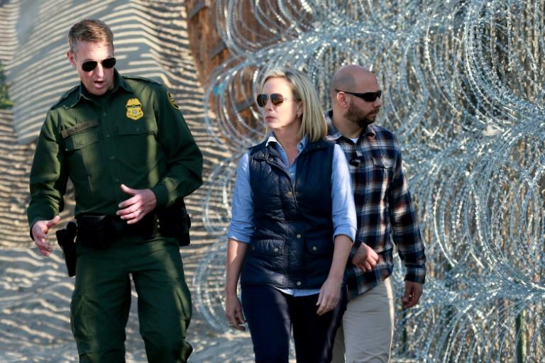 US federal judge blocks Trump asylum claim restrictions - AFP