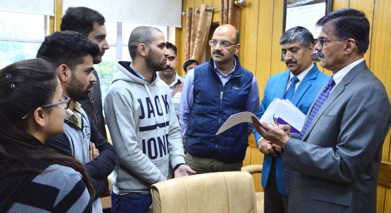 Advisor to Governor, K Vijay Kumar