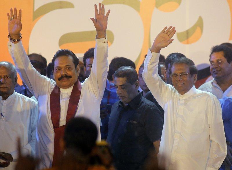 Sri Lanka's political crisis