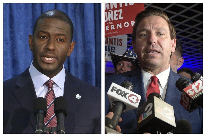 Florida's Democrats spoke- AP
