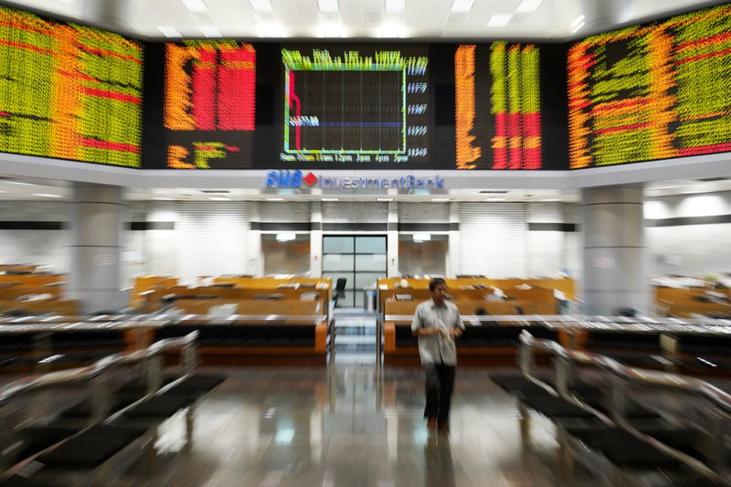 Asian markets- AP