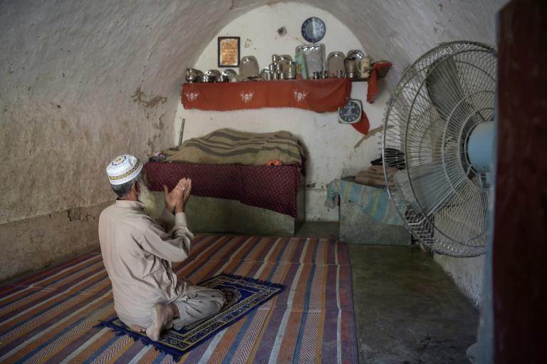 Pakistani village - AFP
