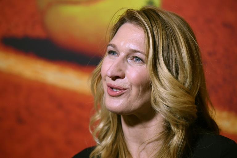 Steffi Graf completed the 'Golden Slam' in 1988-AFP