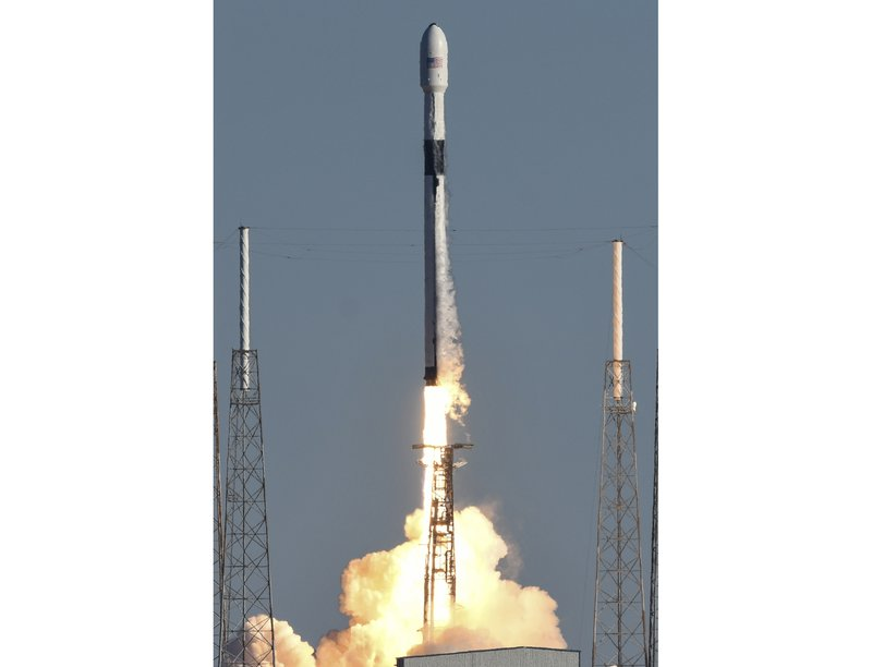 SpaceX launches Air Force's best GPS - AP