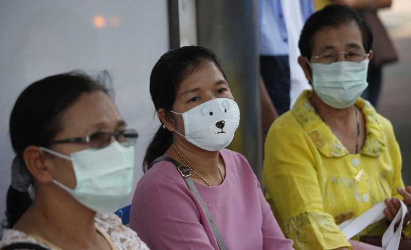 Click to copyhttps://apnews.com/f2c23aed11bd4d6fab023d14784a02f9 RELATED TOPICS Weather patterns Health Asia Bangkok International News Weather Asia Pacific Thailand Smog Air quality Pollution Heavy smog, worsened by weather, raises alarm across Asia- AP