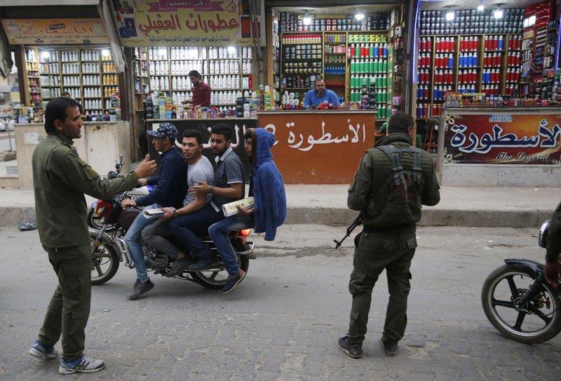 Trump says US will hurt Turkey economically if it hits Kurds- AP