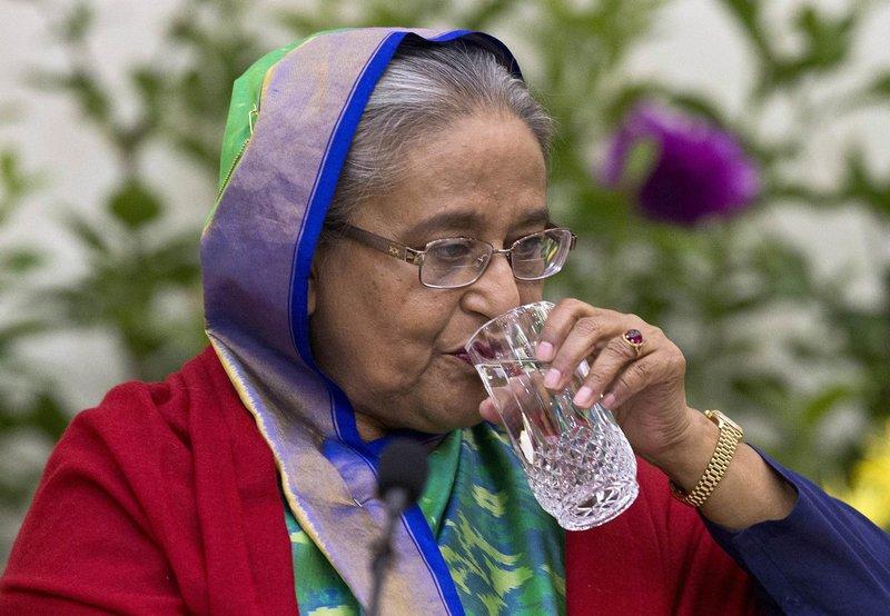 Bangladesh's prime minister