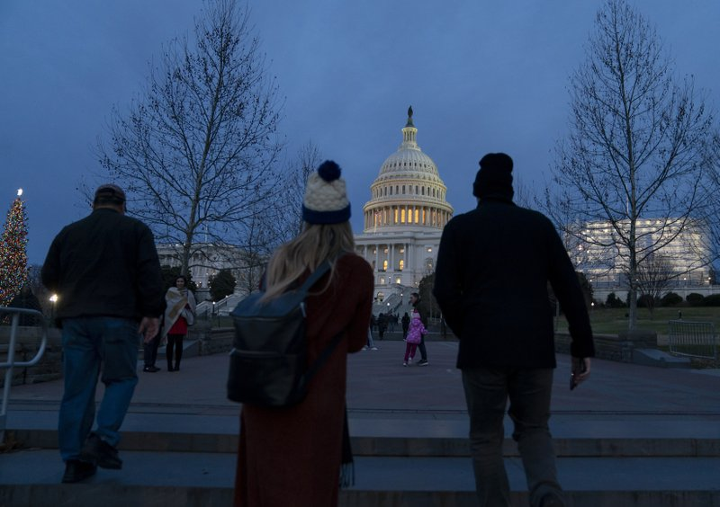 Tops on House Dems to-do list: Try to end shutdown- AP