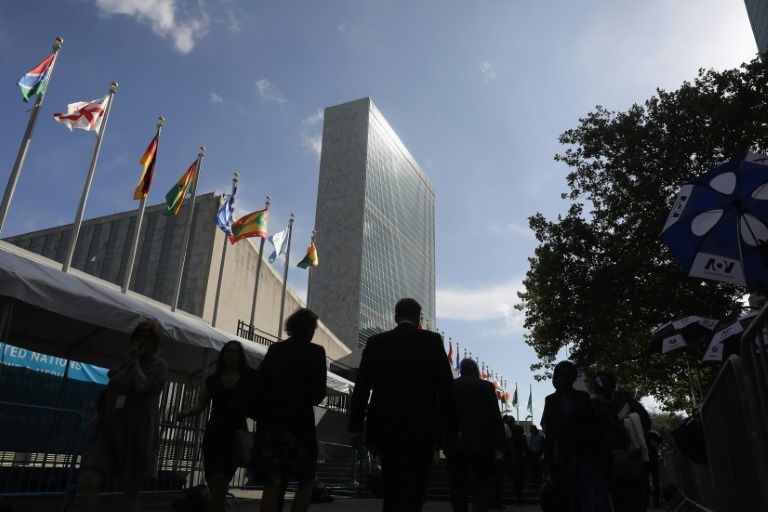 One in three UN employees have been sexually harassed: survey-AP