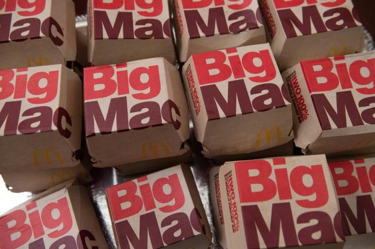 McDonald's loses Big Mac EU trademark battle