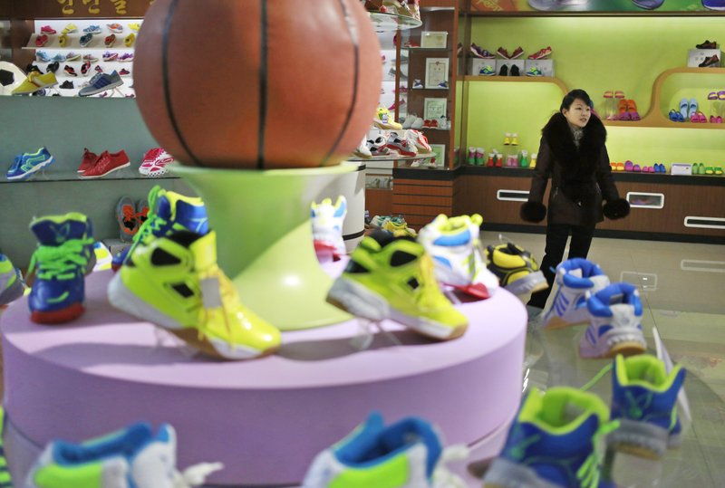 K-pop and fancy sneakers: Kim Jong Un's cultural revolution