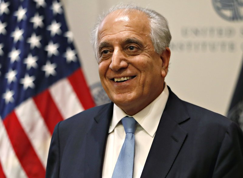 Senior Taliban leaders in Qatar for talks with US envoy