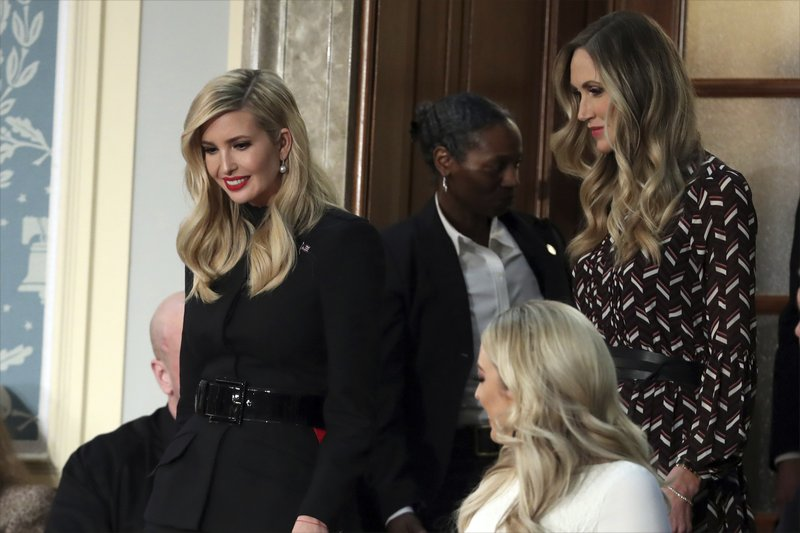Click to copyhttps://apnews.com/6544777ce923493dbe73cb1bd869dc3b RELATED TOPICS International News Politics North America Business Ivanka Trump National security Donald Trump Project helps women in developing nations gain economically