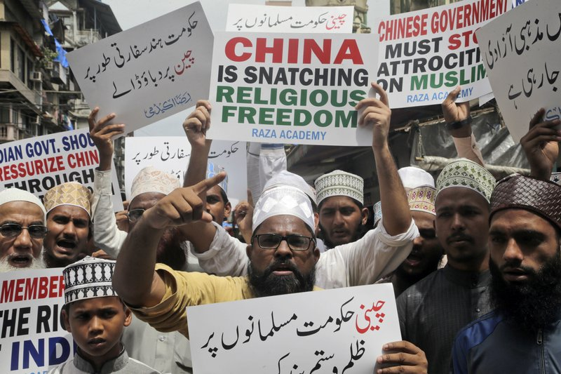 Uighurs to China: Post a video of my missing relatives, too