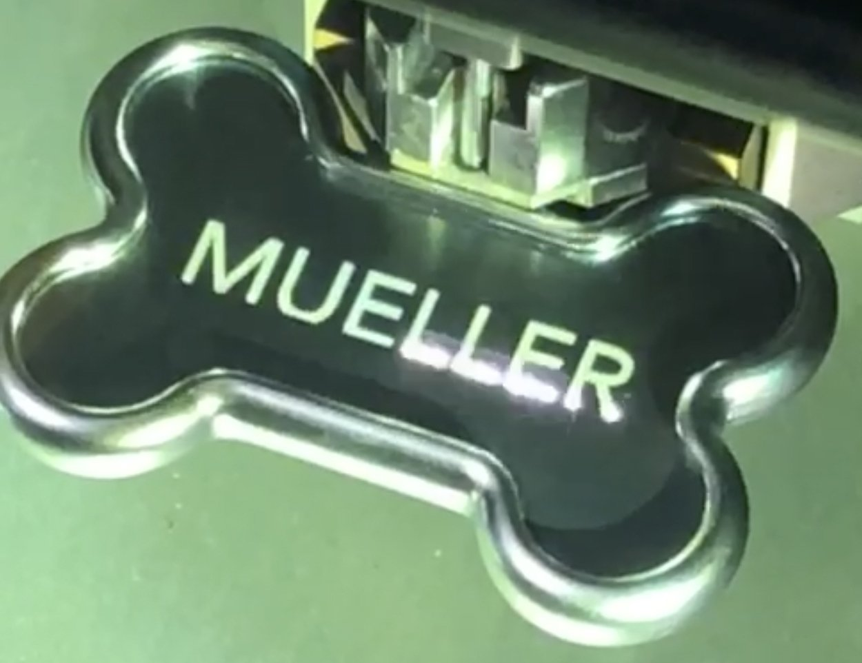 Arts and crafts see special counsel Robert Mueller as icon