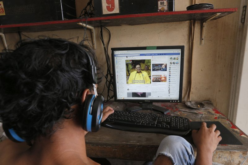 Facebook prohibits foreign-funded ads for Indonesia election