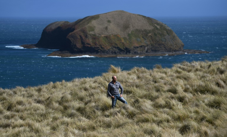 Remote Cape with 'world's cleanest air' offers smog respite