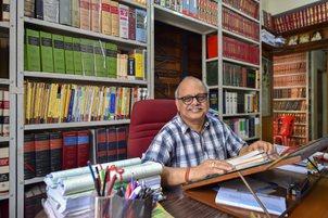President Lok Pal, chief Justice Pinaki Chandra Ghose-PTI