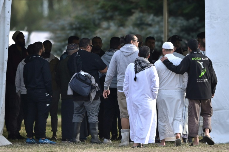 Burials begin for New Zealand mosques massacre