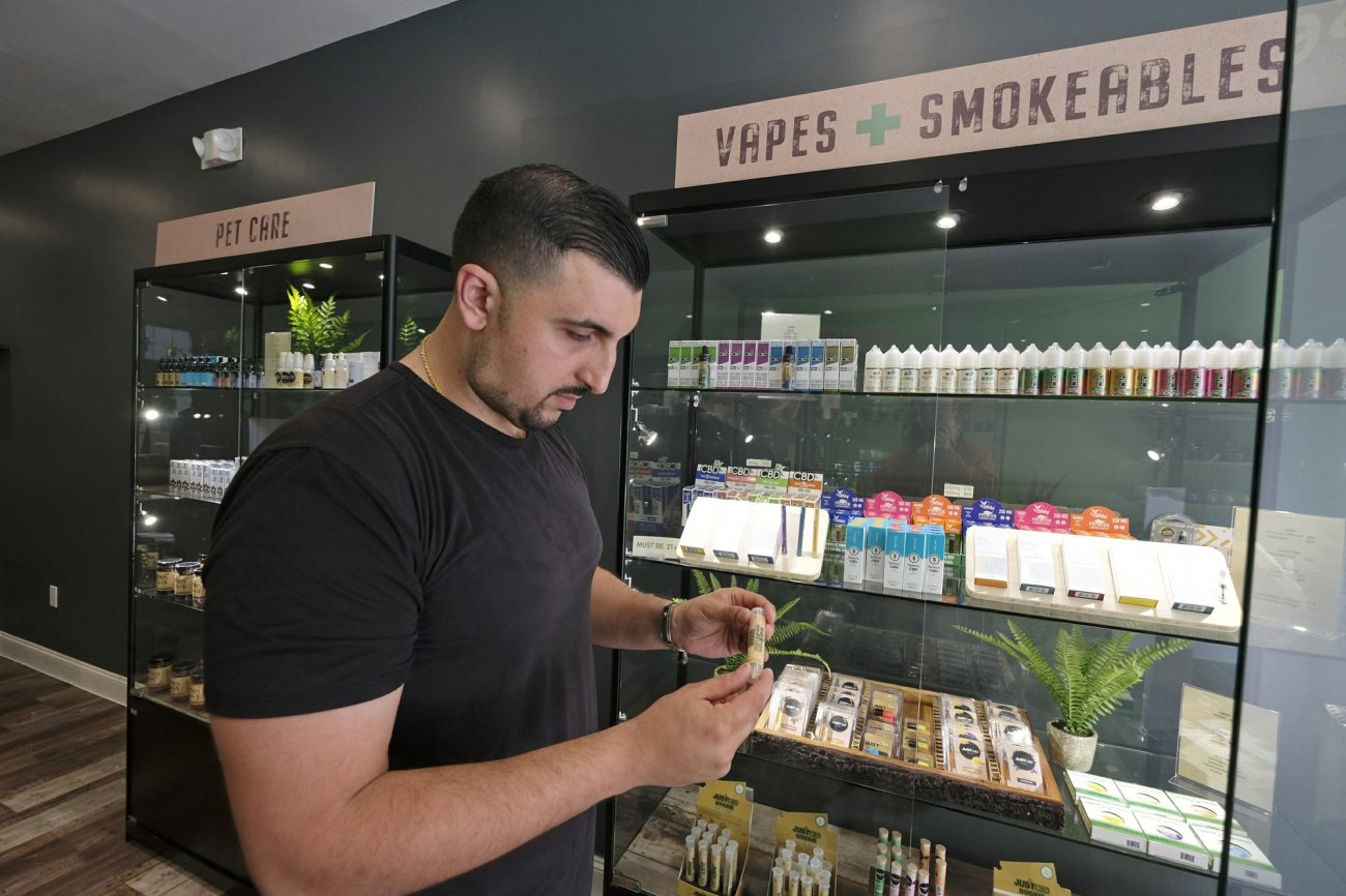 States move to legalize CBD to end confusion over US rules