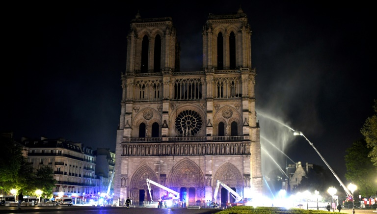 Notre-Dame, soul of the French nation
