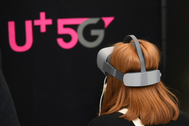 S. Korea launches 5G networks early to secure world first