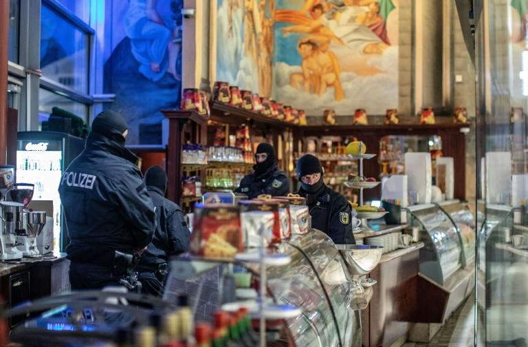 Europe suffering from Italian mafia 'cancer', experts warn